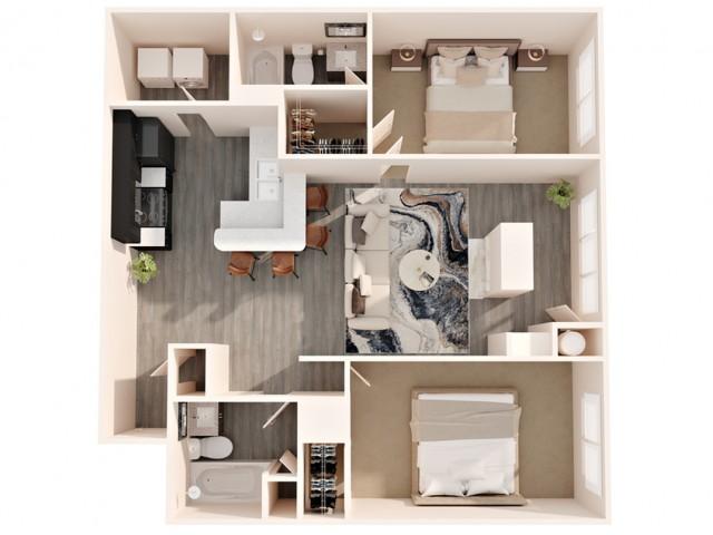 2 bedroom apartments greensboro in nc