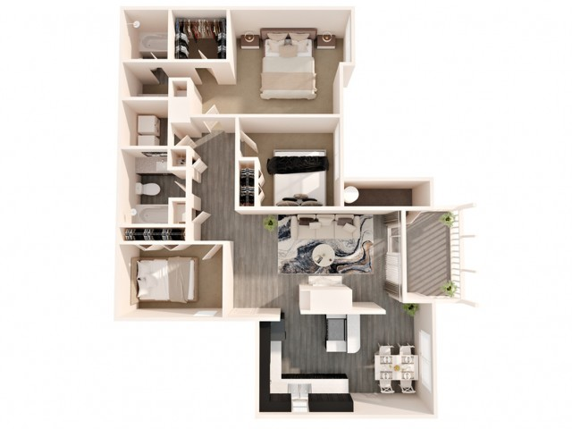 3 Bedroom Apartments greensboro nc