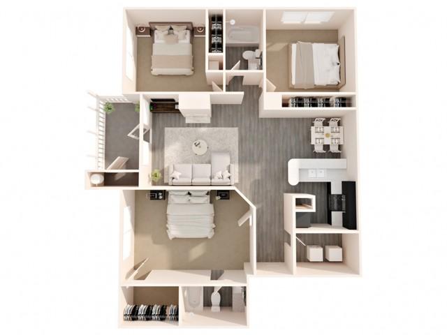 3 bedroom & 2 bathroom apartments in greensboro nc