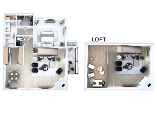 Split Rock Floorplan