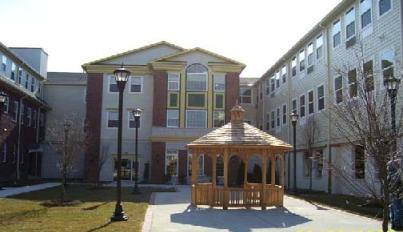Image of Outdoor Gazebo for Salem Senior Village Apartments