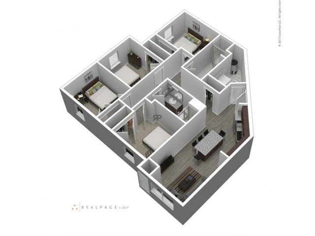4x2 Corner