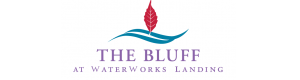 The Bluff at Waterworks Landing Logo