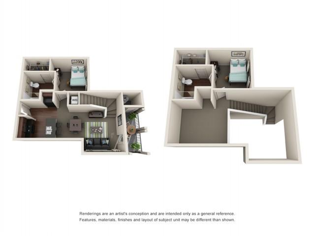 TB1 Floor Plan