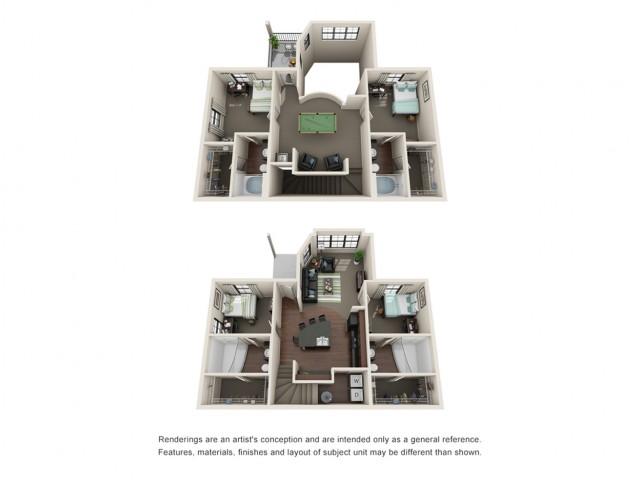 TD3 Floor Plan