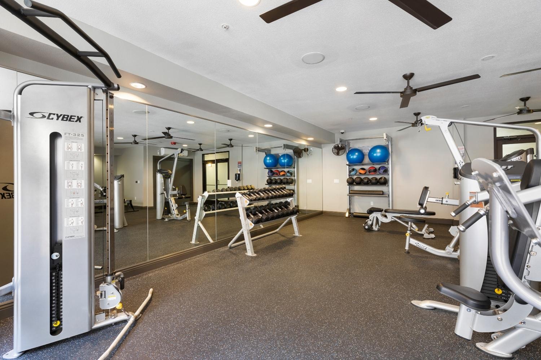 24-hour Fitness Center | Austin TX Apartments | GrandMarc Austin