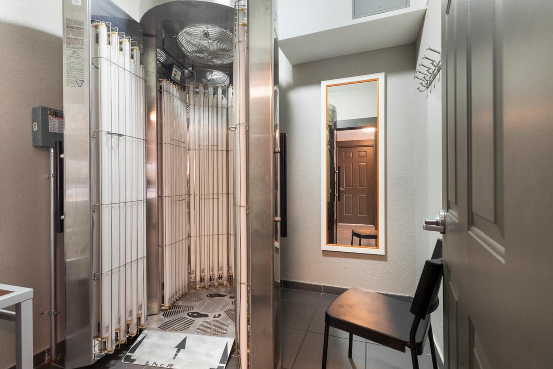 Resident Tanning Bed | Apartments in Austin, TX | GrandMarc Austin