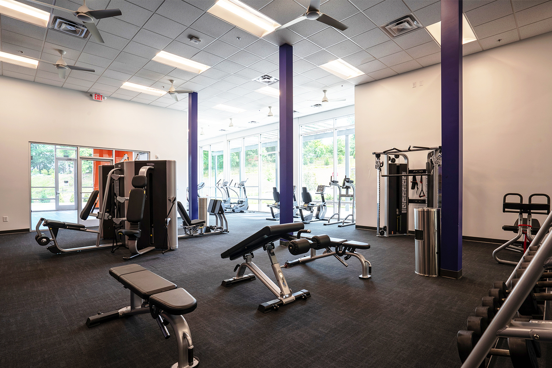 24-hour Fitness Center | Clemson SC Apartments | GrandMarc Clemson