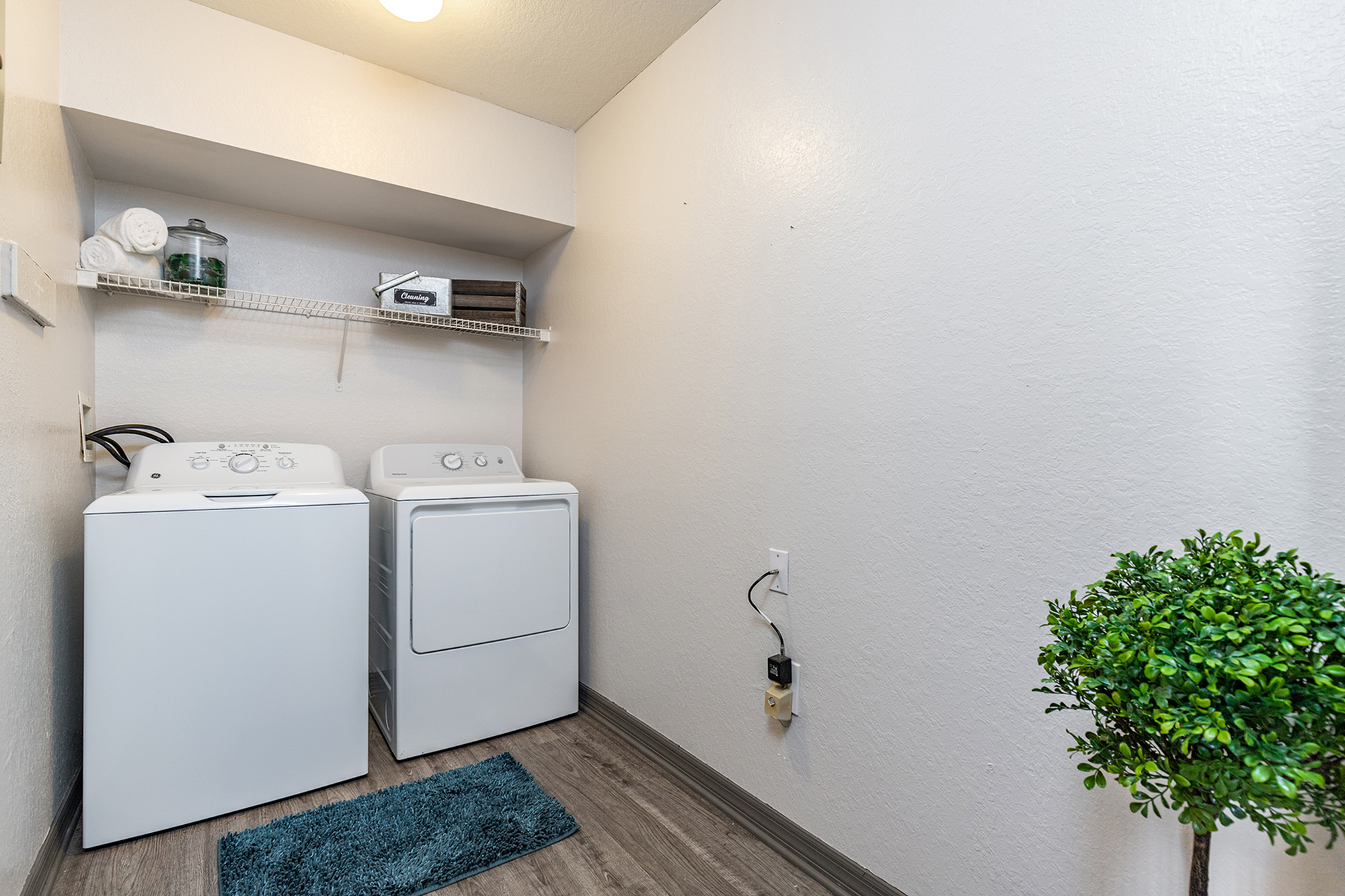 In-home Laundry    Apartment Homes for rent in Tampa, FL   Station 42