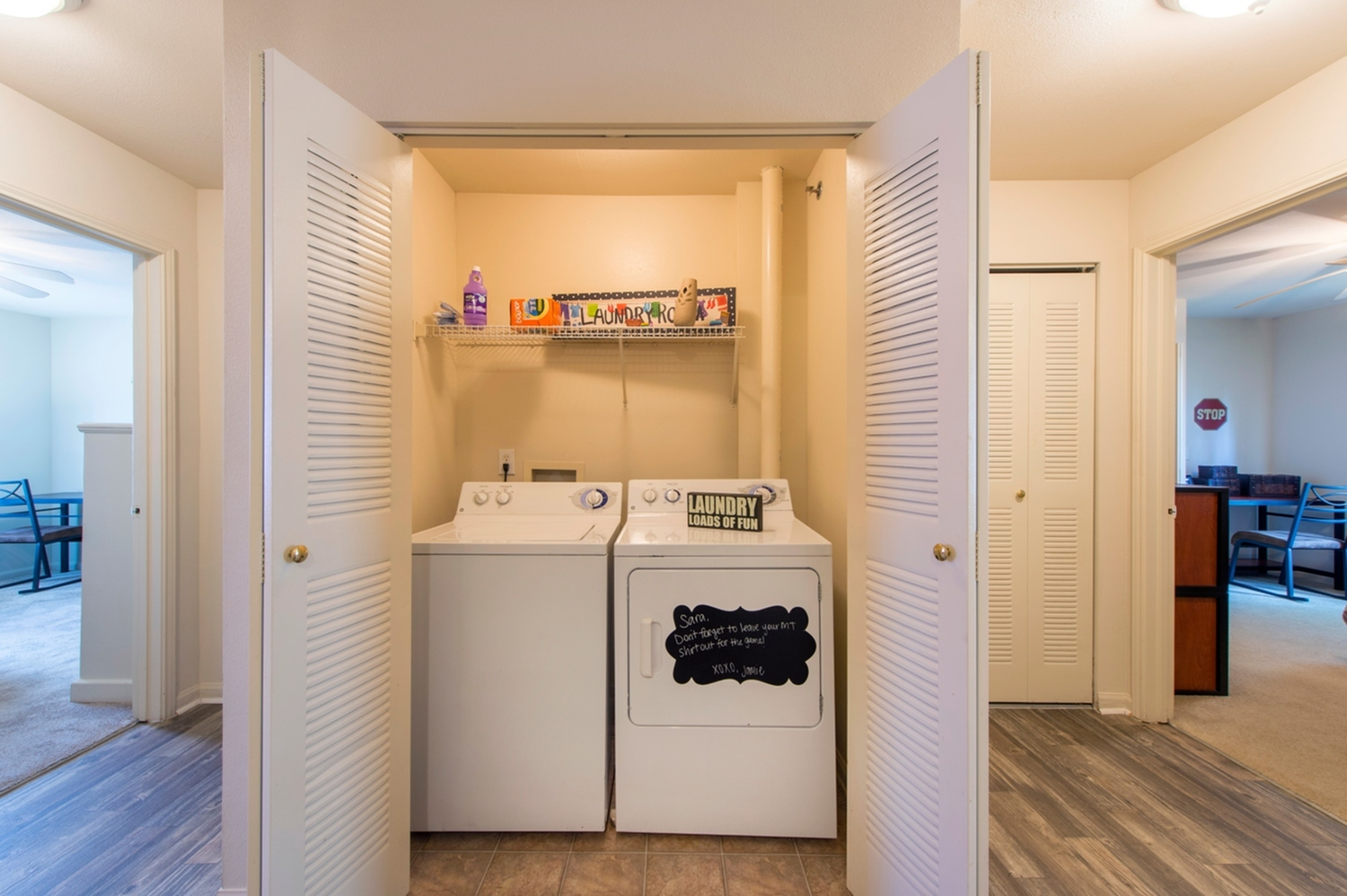 In-home Laundry  | Apartment Homes for rent in Murfreesboro, TN | Campus Crossing