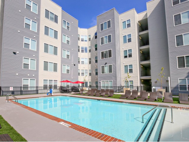 Resort Style Pool | Apartments in Louisville, KY | The Clubhouse