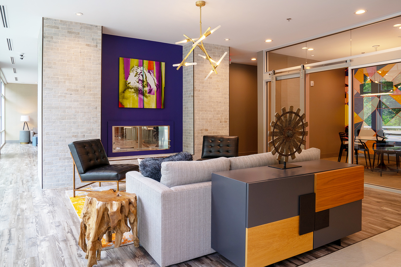 Spacious Resident Club House | Apartment in Clemson, SC | GrandMarc Clemson