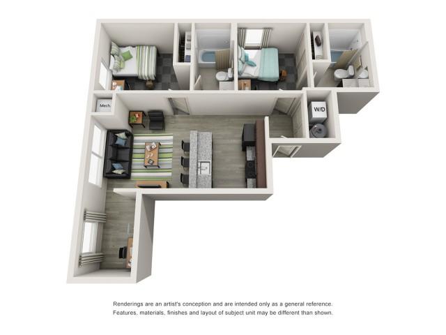 2F Floor Plan