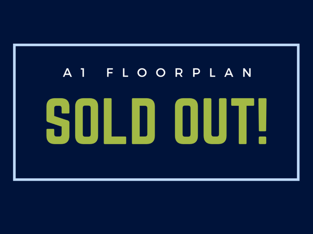 A1 Sold Out