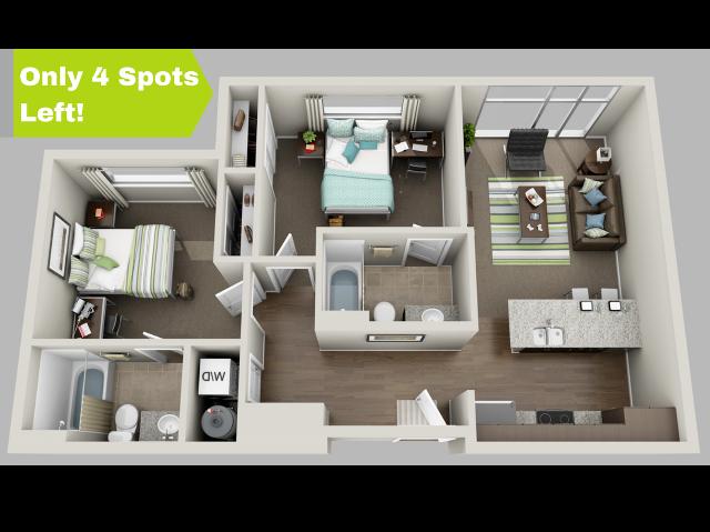 B2 Floor Plan