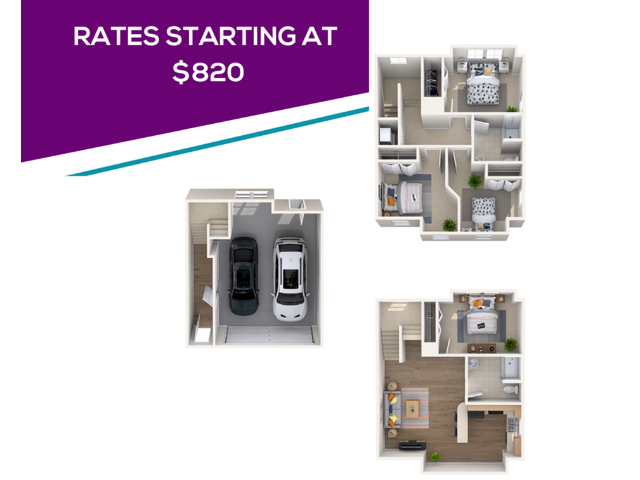 $40 OFF MONTHLY RENT