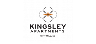 Kingsley Apartments Logo | Apartments For Rent Fort Mill SC | Kingsley Apartments