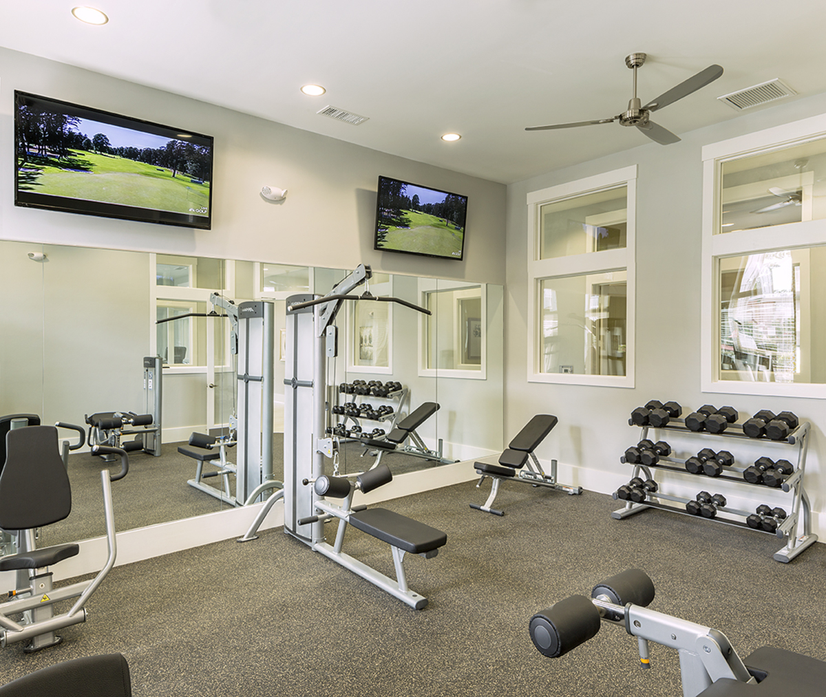Image of Yoga/Independent Fitness Room for Legacy Village