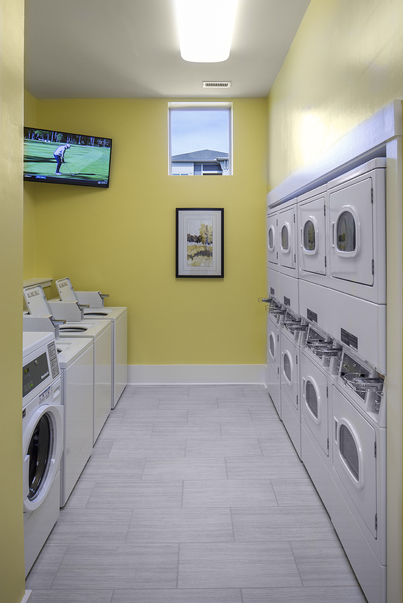 Image of Laundry Facilities (Open 24/7) for Legacy Village