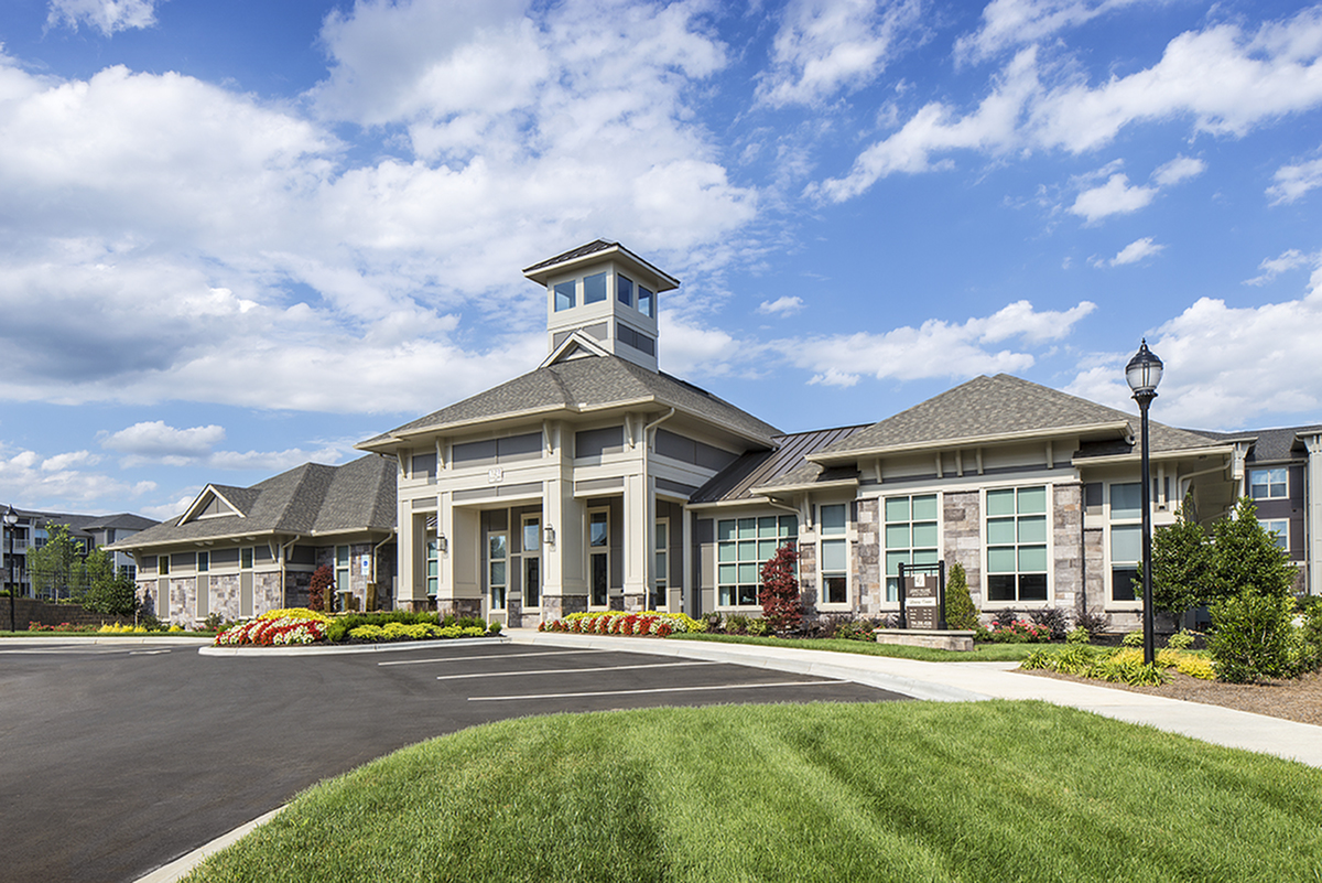 Image of Club House for Legacy Village