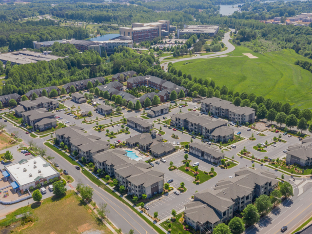 Apartments In Mooresville NC | Legacy Village