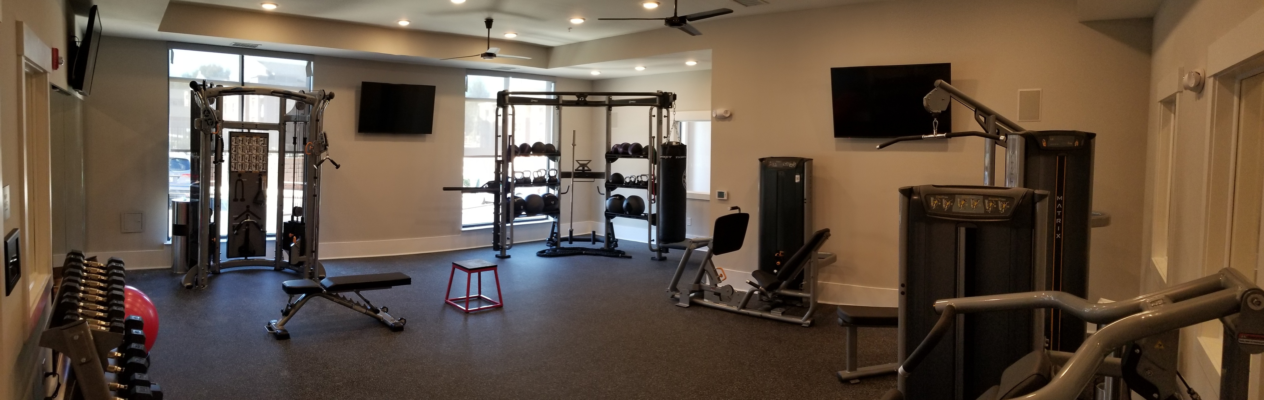 State-of-the-Art Fitness Center | Apartments In Fort Mill SC | Kingsley Apartments