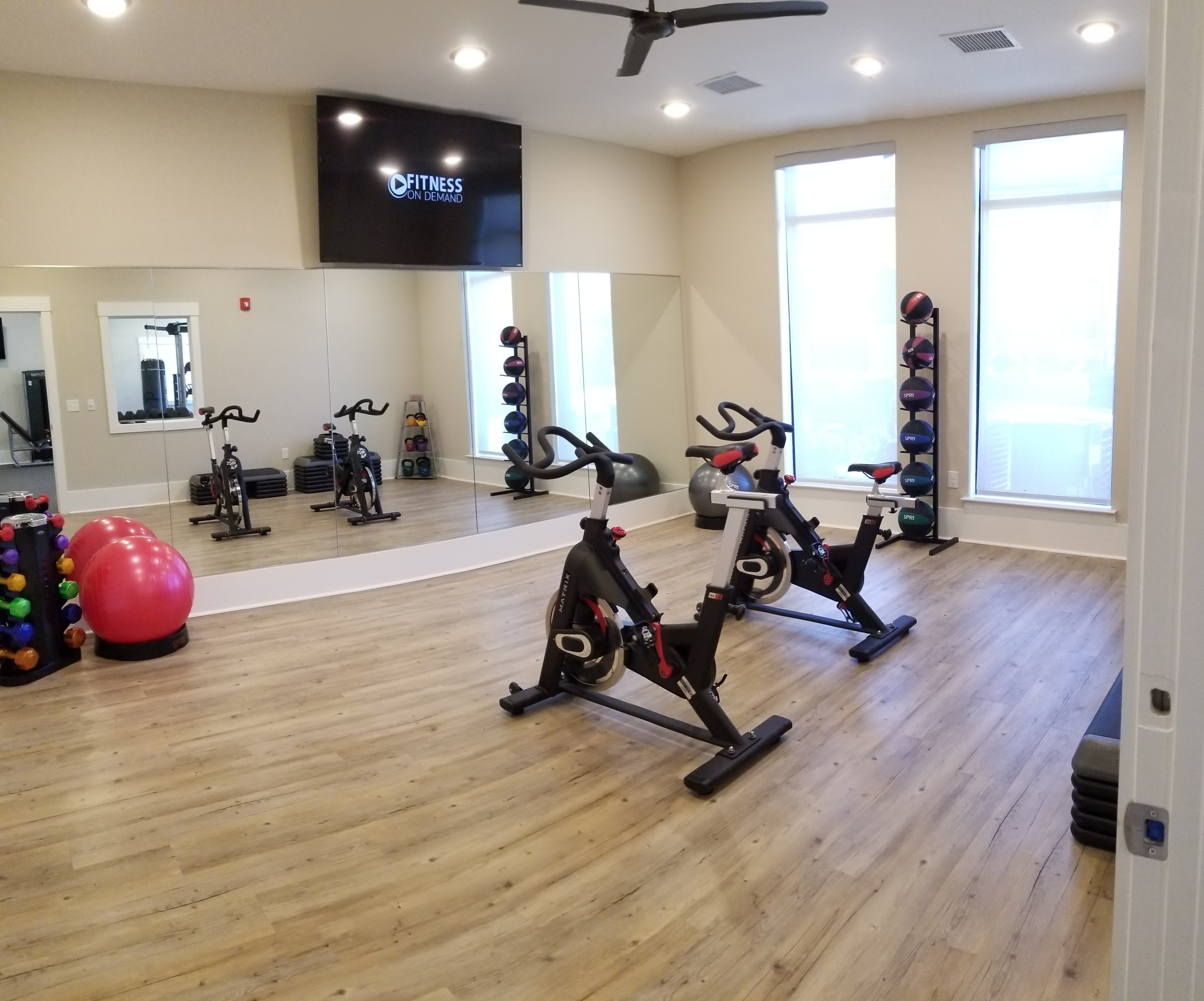 24-hour Fitness Center | Apartments In Fort Mill SC | Kingsley Apartments