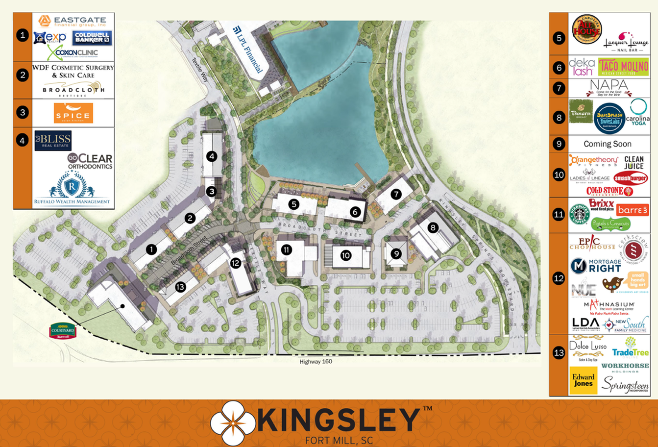 Apartments In Fort Mill SC | Kingsley Apartments