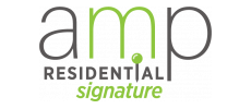 Amp Residential LLC Logo | Indianapolis Apartments | Emerson