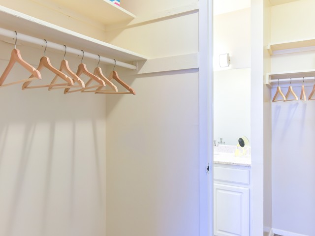 Image of Walk-In Closet for Hampshire Tower Apartments