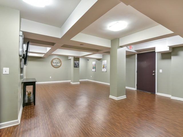 Image of Community Club/Party Room for Hampshire Tower Apartments
