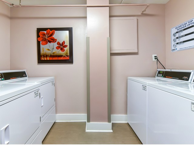 Image of Laundry Facilities for Hampshire Tower Apartments