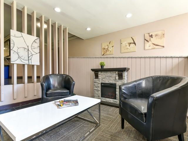 Image of Camera Monitored Common Areas for Hampshire Tower Apartments
