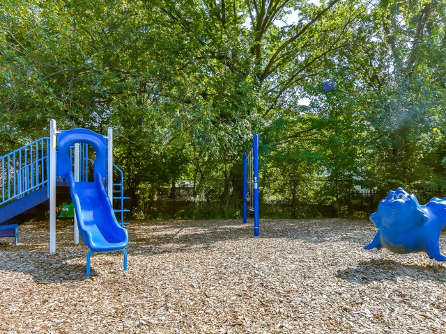 Image of Playground for Hampshire Tower Apartments