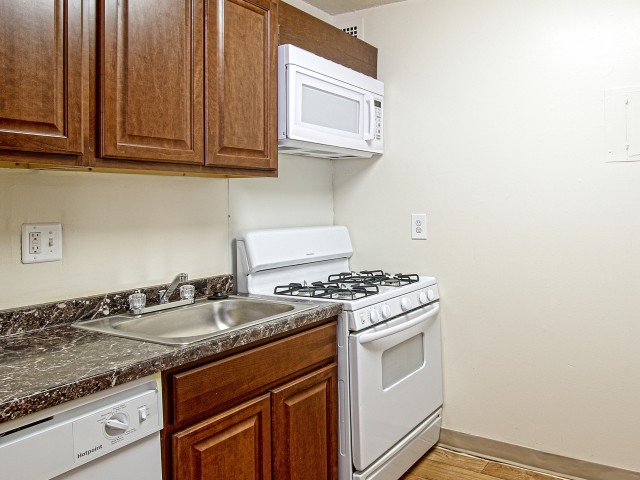Image of Dishwasher for Hampshire Tower Apartments
