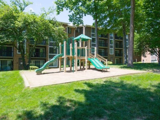 Image of Playground for Woodvale Apartments