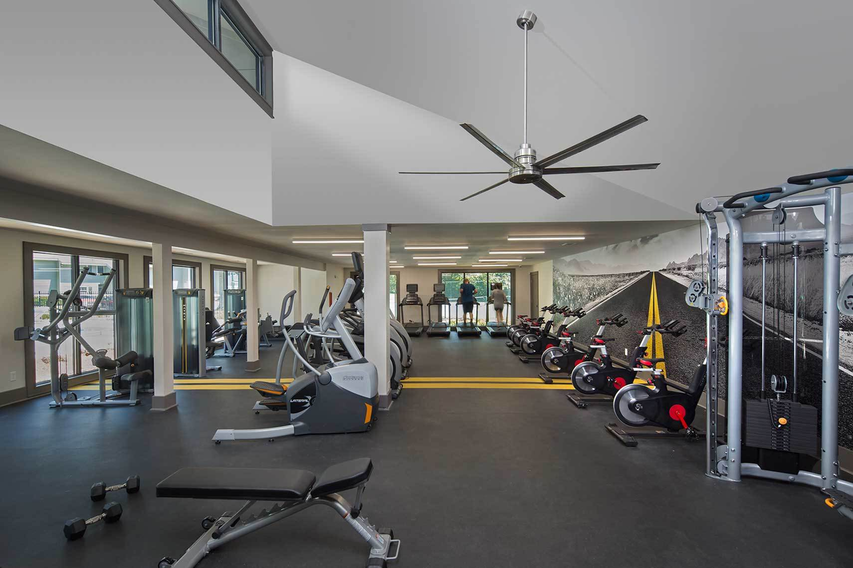 Image of 24 Hr Fitness Center for Corners at Holcomb Bridge
