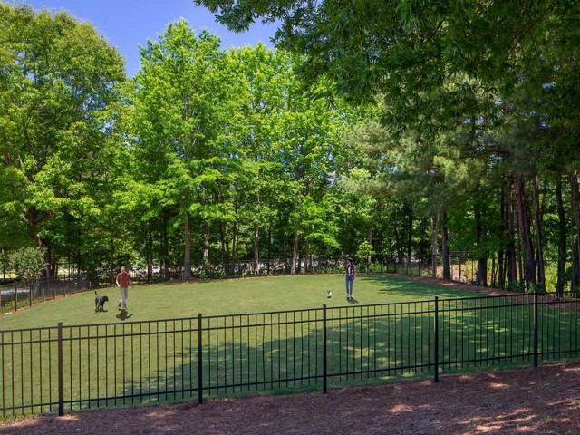 Image of Pet Park for Corners at Holcomb Bridge