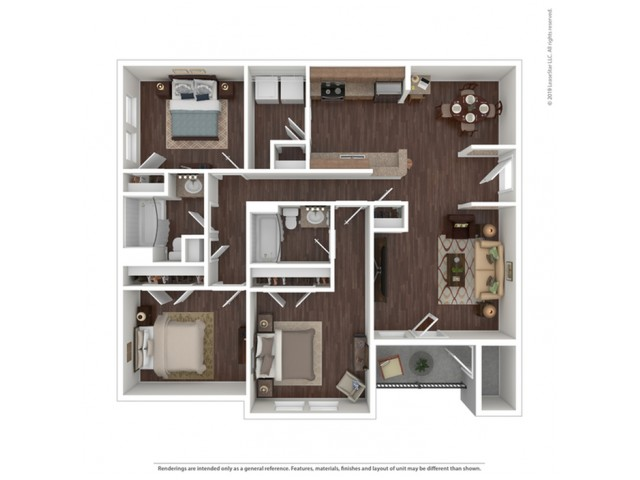 Three Bedroom Renovated