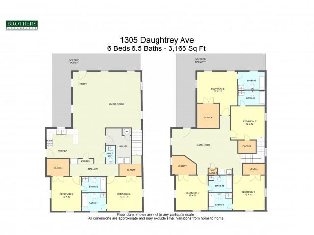 1305 Daughtrey Avenue