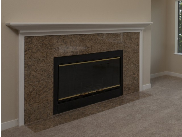 Image of Beautiful Fireplaces for The Carillon Apartment Residences