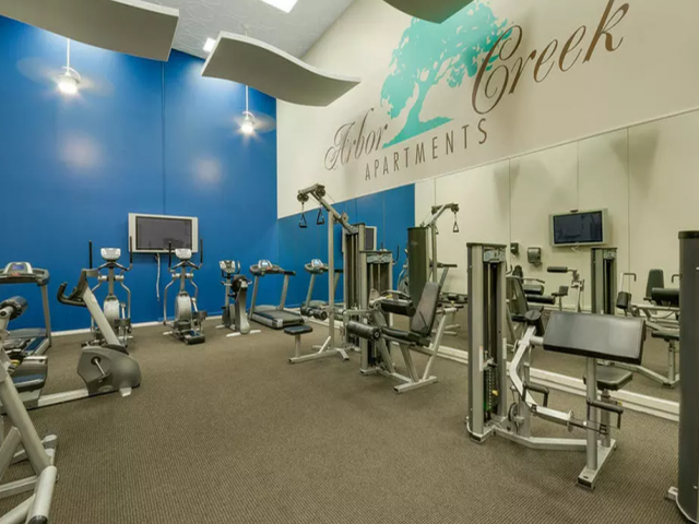 Image of Fitness Center for Arbor Creek Apartments
