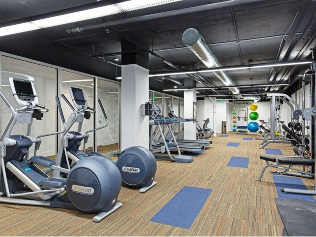 Image of Fully-Equipped Fitness Center for Panorama Apartments