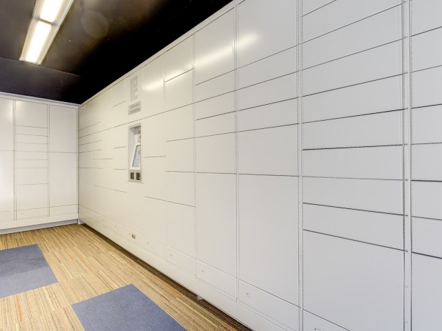 Image of Concierge Package Locker for Panoroma Apartments