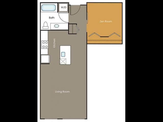 Apartments in Seattle | Oregano | Angeline Apartments