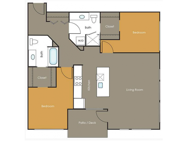 Apartments in Seattle | Serrano | Angeline Apartments