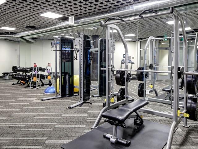 Fitness Center | Janus Apartments