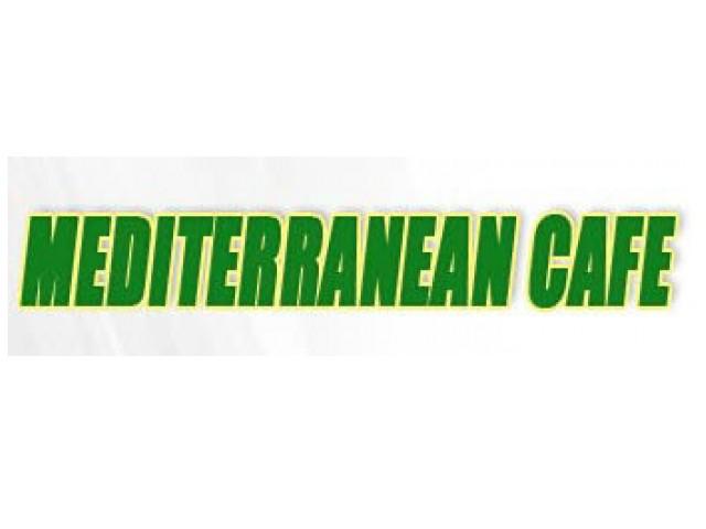 Mediterranean Cafe Logo