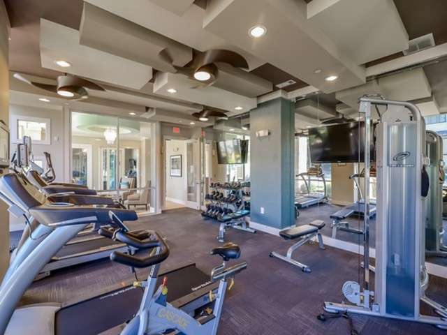 Image of Fitness Center for Note 16 Apartments