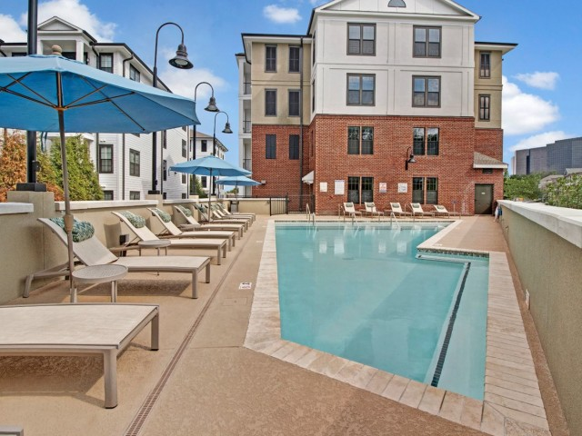 Image of Pool for Duet Apartments